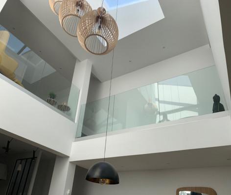 Clôture piscine verre aluminium DELOS 3