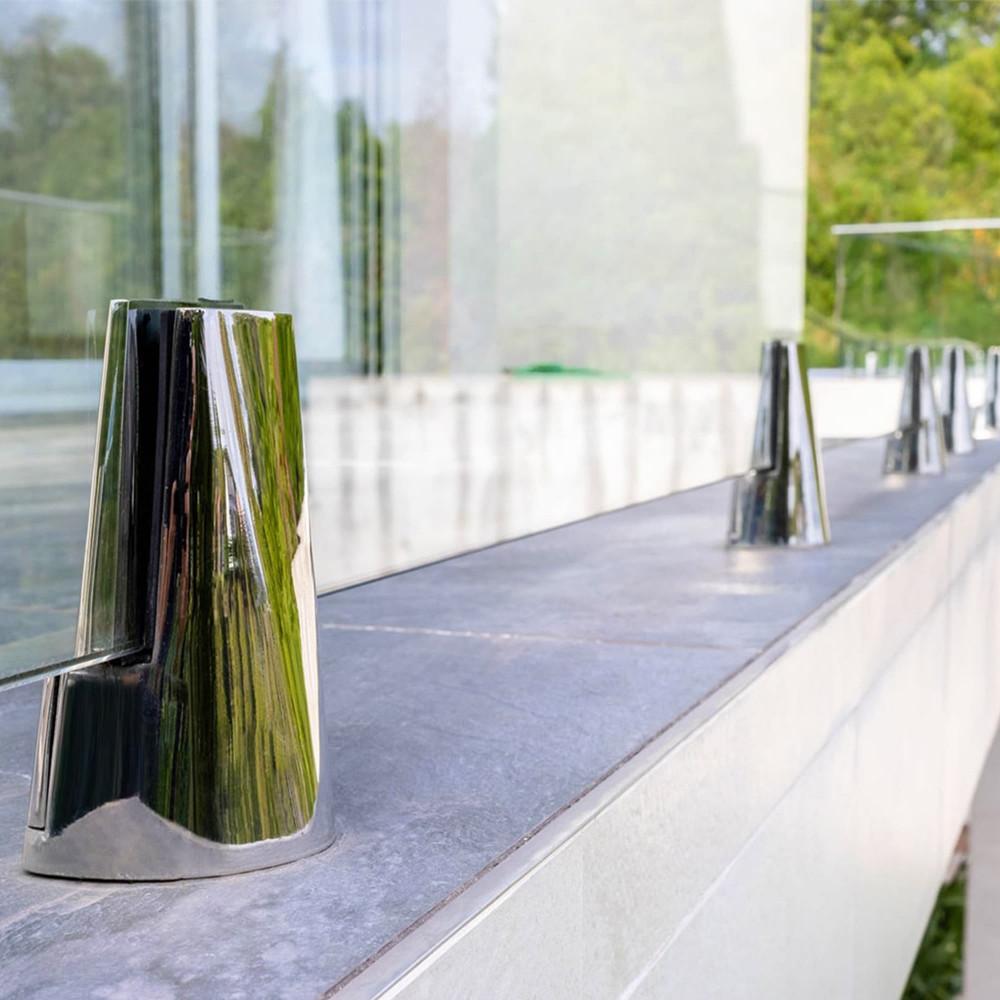 Garde-corps verre inox GLASSFIT CC-780