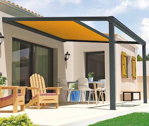 Pergola Aluminium Sur Mesure Et De Qualite Pour Terrasse