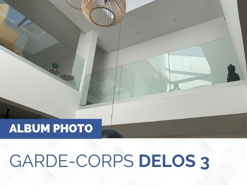 Album photo garde corps delos 3