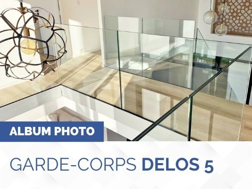 Album photo garde corps delos 5