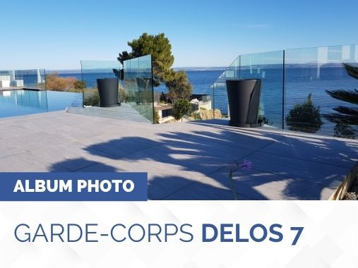 Album photo garde corps delos 7