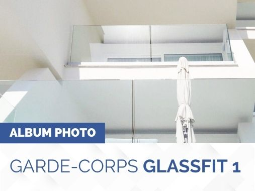 Album photo garde corps Glassfit 1