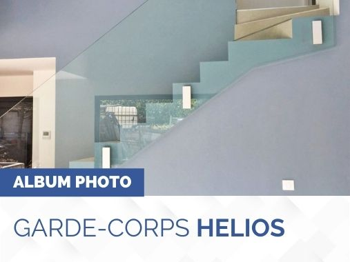 Album photo garde corps helios