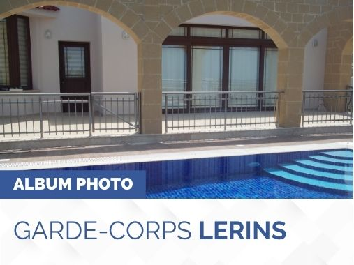 Album photo garde corps lerins