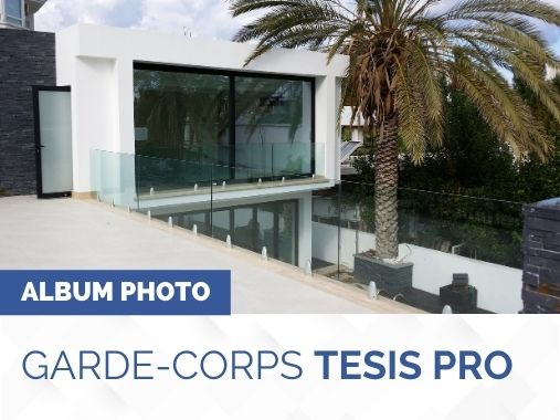 Album photo garde corps tesis pro