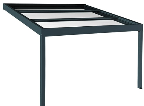 Detail pergola thermotop rétractable futur evolution